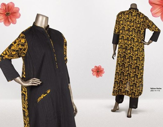 Junaid Jamshed Summer Lawn 2014 Volume 2 Collection