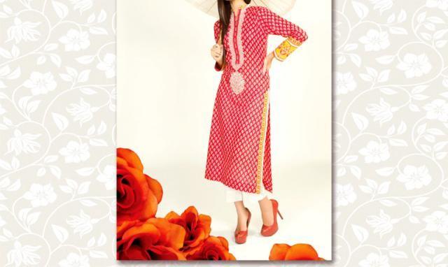 Bonanza Lawn Collection 2014 Girls Women Price