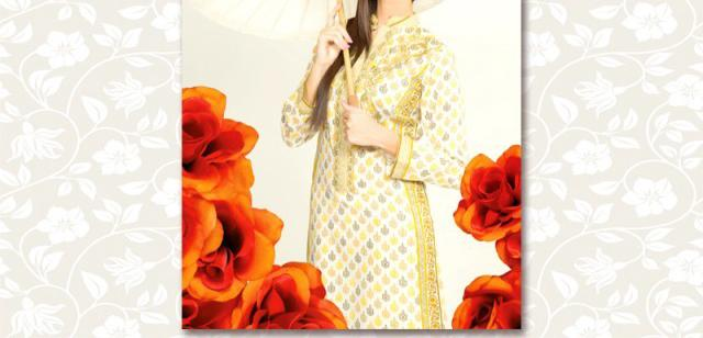 Bonanza Lawn Collection 2014 Girls Women