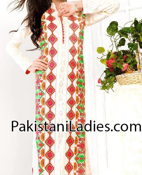 Eid-Collection-2014 Women Dresses Summer