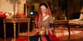 Fancy Latest Pakistani Bridal Dresses Lehenga Collection 2014
