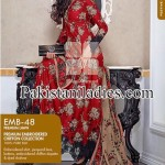 Gul Ahmed Eid Collection 2014 with Price from Magazine