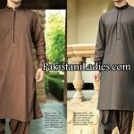 Junaid Jamshed Eid Dresses Men Kurta Design Collection 2014