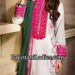 Khaadi Lawn: Summer Eid Dresses Collection 2014 for Girls