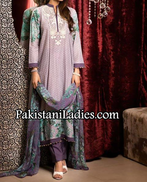 Khaadi-Lawn---Eid-ul-Fitar-Collection-2014