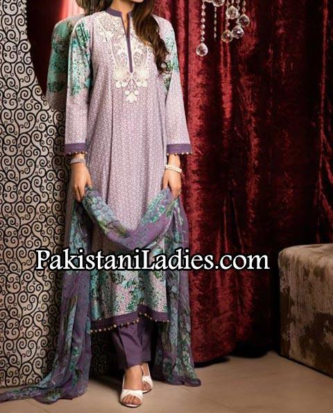 Khaadi-Lawn---Eid-ul-Fitar-Collection-2014
