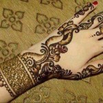 Bridal Mehndi Designs for full hands 2014 Pakistani Indian Arabic