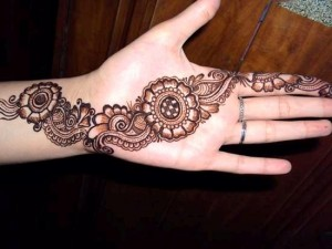 Latest mehndi designs 2014 for hands Facebook Pics Images Eid ul Firt