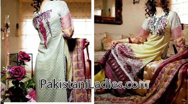 New trousers and long kameez design 2014 for women & girls Fashion Trends Pakistani