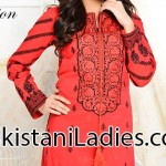 Eid Collection 2014 Dresses Design. Girls Fashion Trends