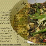 Soya Chicken Zubaida Tariq Recipes on Masala TV Show Handi