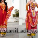 Summer Dresses 2014 Fashion Trend in Pakistan for Girls & Women