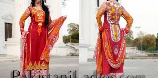 Summer-Dresses-2014-Fashion-Trend-in-Pakistan-for-Girls-women