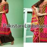 Latest Dresses Fashion Trends in Pakistan 2014 for Girls & Women