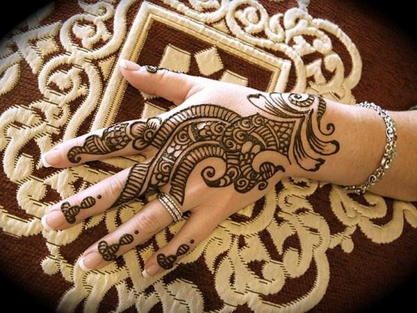 mehndi designs 2014 for hands Facebook Pics Images for Eid