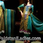 Trousers and Long Kameez Design 2014 Fashion Trend for girls