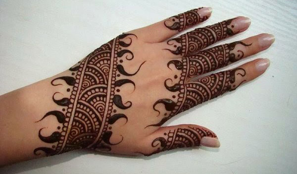 beautiful simple arabic hands mehndi designs 2014 2015 for eid. Black Bedroom Furniture Sets. Home Design Ideas