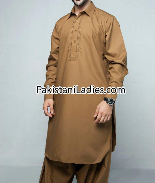 Bonanza Latest Shalwar Kameez Designs Eid Collection 2014 for Boys Gents Men with Price