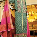 Junaid Jamshed Eid Collection 2014 Price Women Shalwar Kammez