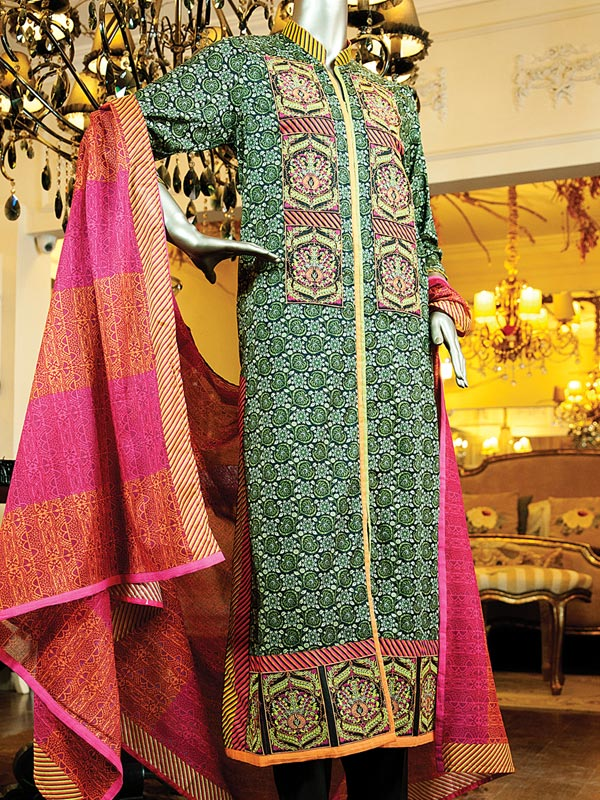 Latest-junaid-jamshed-eid-collection-2014-with-Price-Women-Shalwar-Kammez-for-Girls-Fashion-Trends-PKR-4285