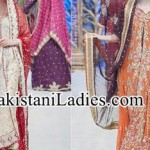 Mona Imran Bridal Dresses Collection 2014 London Fashion Week