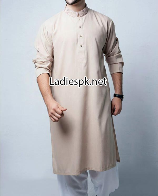 bonanza New Kurta Shalwar Kameez Suit Arrivals 2014 price for Eid Designs Collection for Boys Gent Men Price -3580