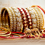 Multicolor Crystal Bangles Set Designs 2014 for Party & Wedding