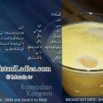 Milk Colada Urdu Recipe Rida Aftab Tarka Ramadan Iftar Drink