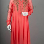 Simple Boutique Style Frocks Designs 2014 in Pakistan