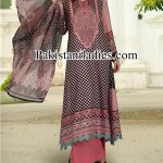 Long Kameez Trouser Fashion Trend in Pakistan Lawn 2014