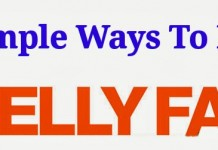 Belly Fat loss Tips