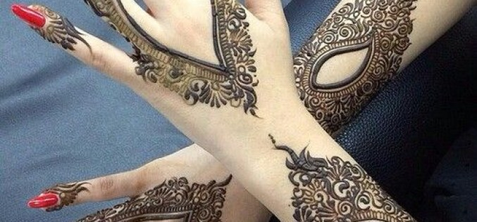 Latest Henna Mehndi Designs For Bride Hands Images 2015 Trends ...