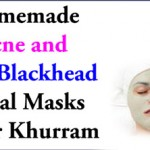 Homemade Acne & Face Blackhead Facial Mask Dr Khurram Mushir