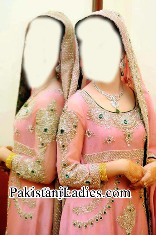 Beautiful and Fancy Best Walima Dress Design For Bridal in Pakistan India Bangladesh 2014 2015 Facebook