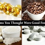 Health Tips: Six items You Thought Were Good For You