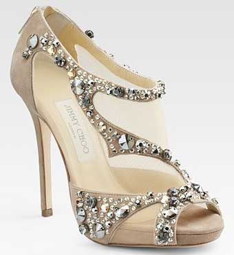 Jimmy Choo Shoes Fancy High Heel Shoes 2014 2015 for Women Girls Bridal Pakistan UK India
