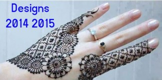 Latest Simple Beautiful Best Top Arabic Henna Hands Mehndi Designs 2014 2015 Pakistani Indian Bangladeshi Facebook