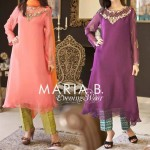 Maria B Girls Party Dresses Price Shalwar Kameez & Shirt 2015