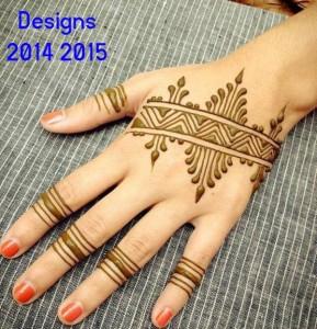 New Simple Beautiful Best Top Arabic Henna Hands Mehndi Designs 2014 2015 Pakistani Indian Bangladeshi Picture Facebook