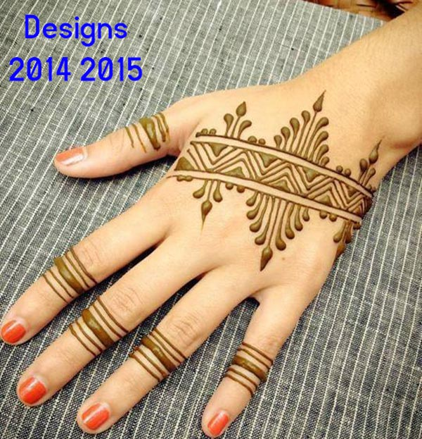 Mehndi Designs New Simple : New simple best henna hands mehndi designs  facebook