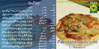 Easy-Mini-Breakfast-Pizza--Urdu-Recipe-by-Rida-Aftab-Tarka-Facebook-Masala-TV