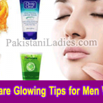 Face Care and Skin Glowing Tips for Men Women
