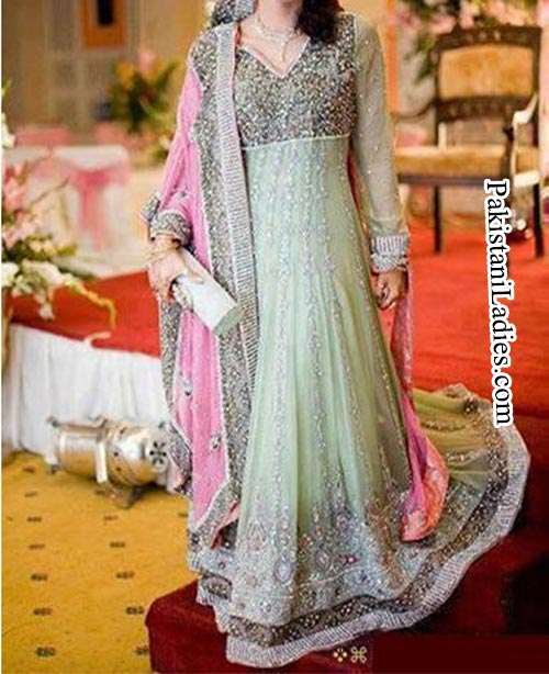 Fashion Trends Of Long Tail Frock Gown Bridal Dresses 2014 2015 For Walima In Pakistan India Facebook