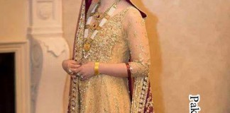 Fashion Trends Of Long Tail Frock Gown Bridal Dresses 2014 2015 For Walima In Pakistan India pinterest Lehenga