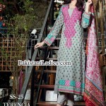 Gul Ahmed Winter Dresses Collection 2014 2015 Vol 1 for Girls