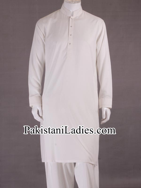 Junaid-Jamshed-Stylish-New-Arrivals-Winter-Kurta-Pajama,-Shalwar-Kameez-Designs-Collection-2014-2015-Prices-PKR-5,685