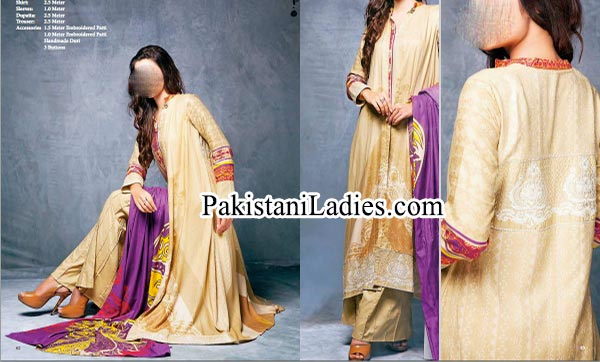 Long Shirt Design Kameez palazzo trousers Plazo Ittehad Winter Collection 2014 2015 for Women and Girls Facebook