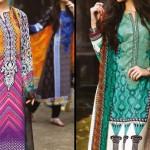 MARIA.B. Indian Pashmina Winter Dresses Collection 2014 2015