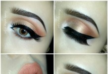 Open Eye Makeup Tips Bridal Pakistan India