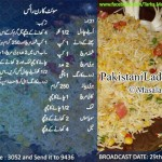 Sweet Corn Rice Pulao Urdu English Recipe by Rida Aftab Tarka